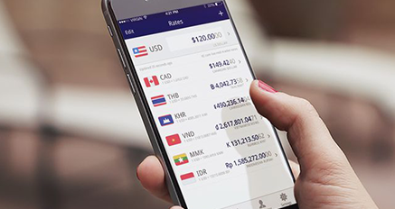 Frictionless, fast and competitive currency exchange